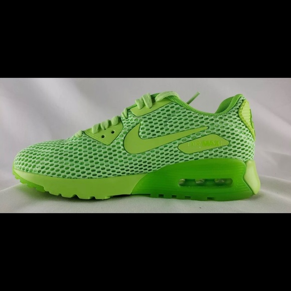 Nike Air Max 90 Ultra BR Ghost Green sneakers